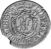 3 kreuzer Sigismund Ludwig – revers