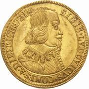 1 ducat Sigismund Ludwig – avers