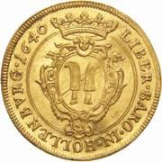 1 ducat Sigismund Ludwig – revers