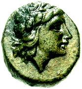 Bronze Æ12 (Dionysopolis) – avers