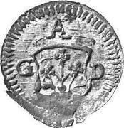 Pfennig - Gallus von Florin – avers
