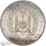 100 francs (La découverte portugaise de Djibouti) – avers