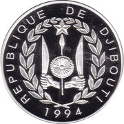 100 francs (Faune en danger) – avers