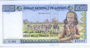 2000 Franc – avers