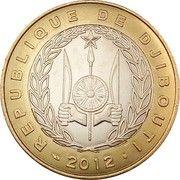 250 francs – avers