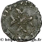 Liard François II de Montpensier – revers