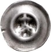 1 Hohlpfennig (Dömitz) – avers