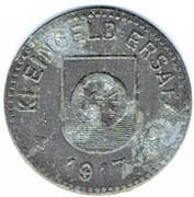 50 pfennig - Donaueschingen – revers