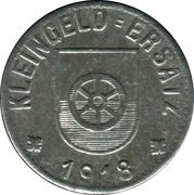 10 pfennig - Donaueschingen – revers