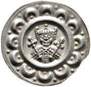 1 Brakteat - Philipp, Otto IV. and Friedrich II. – avers