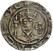 1 Pfennig - Heinrich IV. – avers