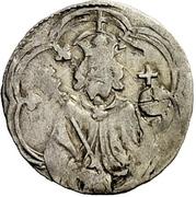 1 Pfennig - Wenzel von Luxemburg – avers