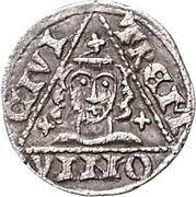 1 Denar - Rudolf von Habsburg – revers