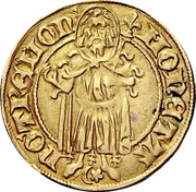 1 Goldgulden - Sigismund – avers