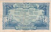 50 centimes - Chambre de Commerce de Valence et de la Drome [26] – revers