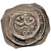 1 pfennig Duc Leopold VI (Vienne) – avers