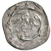 1 pfennig Duc Leopold VI (Enns) – revers
