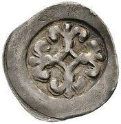 1 pfennig - Interrègne Autrichien – avers