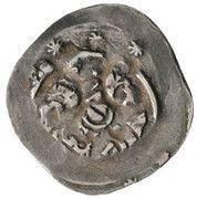 1 pfennig - Interrègne Autrichien – revers