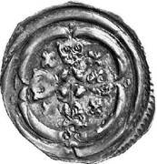 1 pfennig Duc Leopold VI – avers