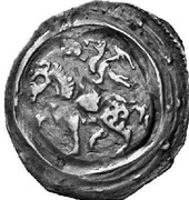 1 pfennig Duc Leopold VI – revers