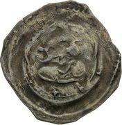 1 pfennig Duc Leopold V (Enns) – revers