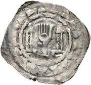 1 pfennig Henri V Empereur (Neunkirchen) – revers