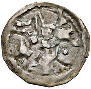 1 pfennig Duc Leopold V (Krems) – revers