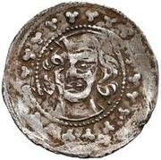 1 Pfennig - Henry III – avers