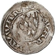 1 Pfennig - Henry III – revers