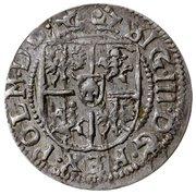 1½ grossus Sigismund III Vasa (Riga) – avers