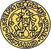 1 dukat Sigismund III Vasa (Riga) – revers