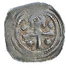 1 Pfennig - Otto II von Freising – avers