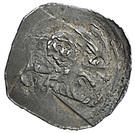 1 Pfennig - Otto II von Freising – revers