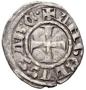 Denier - John II Angelus Comnenus – avers