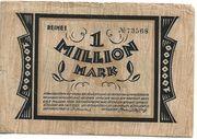 1,000,000 Mark – avers