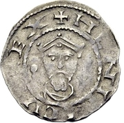 1 Pfennig - Heinrich III. – avers