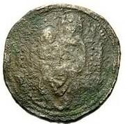 1 Follaro (Autonomous coinage) – avers