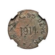 1 Centavo (Estado de Durango) – avers