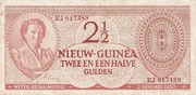 2 1/2 Gulden -  avers