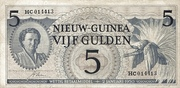5 Gulden -  avers