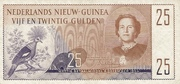 25 Gulden – avers