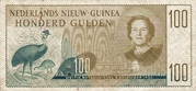 100 Gulden – avers
