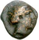 Dichalkon (Dyme) – avers