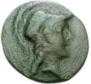Tetrachalkon (Dyme) – avers