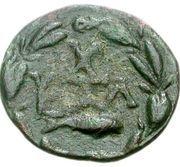 Tetrachalkon (Dyme) – revers