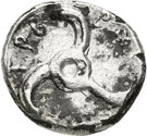 1/3 Stater - Dynasts of Lycia, Trbbenimi – revers