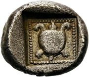 Stater - Uncertain dynast (Dynasts of Lycia) – revers