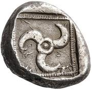 Stater - Kuprilli (Dynasts of Lycia) – revers