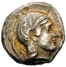 Stater - Kherei (Dynasts of Lycia; Telmessos) – avers